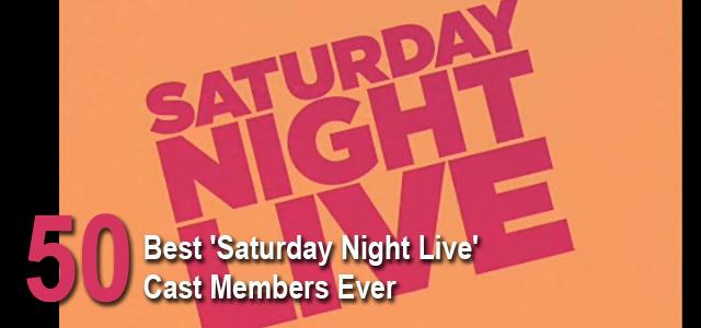 best Saturday Night Live cast members ever