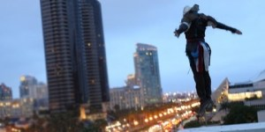 'Assassin's Creed 4′ parkour in real life is truly amazing
