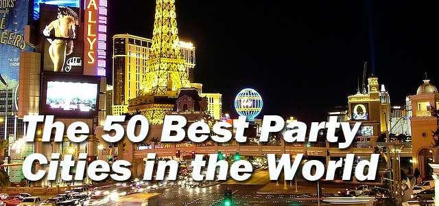 best party cities in the world
