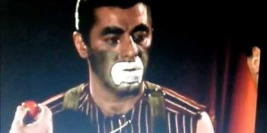 'The Day The Clown Cried' footage unearthed