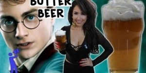 How to make 'Harry Potter' Butter Beer