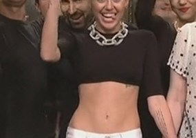 Miley Cyrus Saturday Night Live
