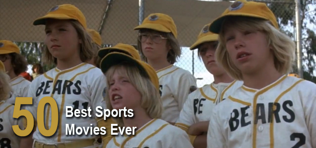 Best Sports Movies Ever