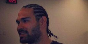 Mark Sanchez got cornrows