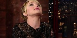 Jennifer Lawrence adorably talks about crapping her pants