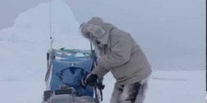 See the other side of 'Gravity' in 'Aningaaq'
