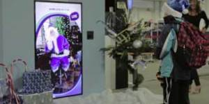 Airline does something not evil for once, has Santa give people insane gifts in real time