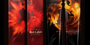 Making of Johnnie Walker's limited edition  Marcel Christ packaging