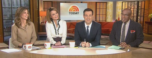 Today show blooper