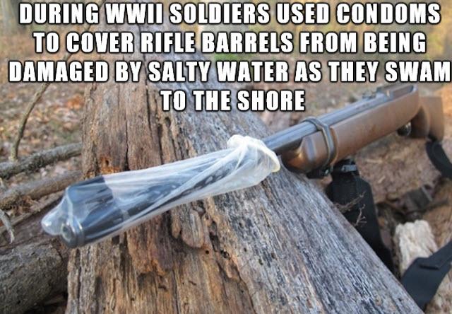 condoms war