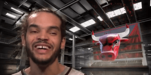 Joakim Noah is one of the 'Mean Girls'