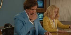 The 'Anchorman 2' gag reel is even funnier than the movie