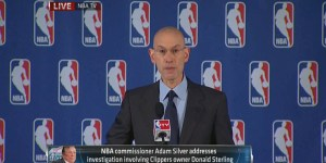 NBA Commissioner Adam Silver Says It's Time For Legalized Sports Gambling
