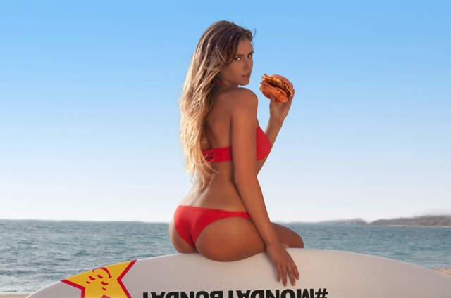 Anastasia Ashley Carl's Jr