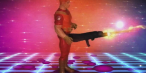 Anyone remember this classic 80s toy commercial for 'Cock Masters'?