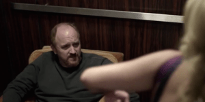 A supercut of penis jokes from 'Louie' sure to elicit a chuckle