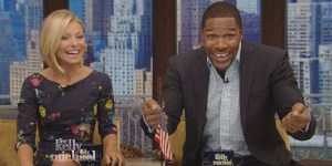 Michael Strahan just became enemy #1 for sports writers