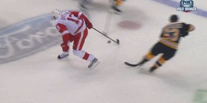 Pavel Datsyuk beats the Bruins with magical goal