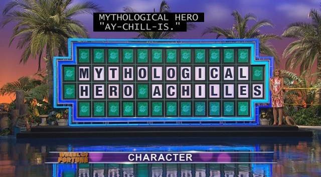 Wheel of Fortune awful moment