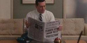 What Mets game did Don Draper miss?