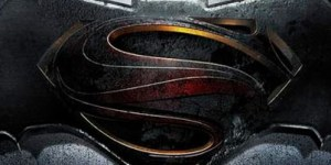 The Batman-Superman movie officially has a name and a logo