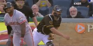 Pablo Sandoval Turns in Tardiest Swing in Baseball History