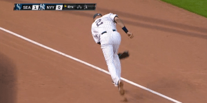 Derek Jeter Invalidated Every Item on His Scouting Report on One Play