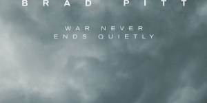 The Teaser Poster For Brad Pitt's New World War II Movie Just Got You Pregnant