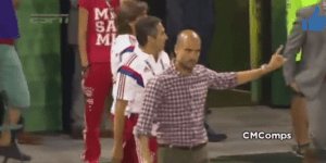 Pep Guardiola Refuses to Shake Caleb Porter's Hand After MLS All-Star Game Gets Out of Hand