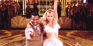 Alfonso Ribeiro AKA Carlton Banks Tore The Goddamn Dance Floor Apart On 'Dancing With The Stars' Premiere