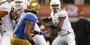 Texas Quarterback Tyrone Swoopes Thinks The Longhorns Can Make The College Football Playoff