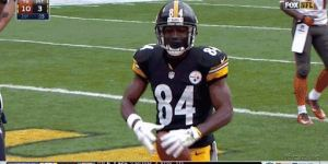 I Don't Understand Antonio Brown's Touchdown Dance, But I Love It