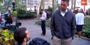 Clint Dempsey Did One Of Those Things Where He Interviewed People About Himself