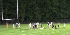 Watch An Extra Point Attempt RUIN A Kid's Life
