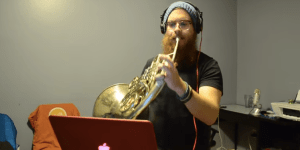 This French Horn Cover Of Outkast's 'Hey Ya' Is Cooler Than A Polar Bear's Toenails