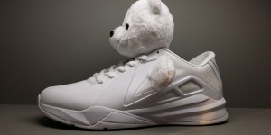 The Panda's Friend's New Signature Basketball Shoe Is Basically A Stuffed Animal
