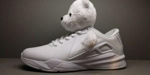 The Panda's Friend's New Signature Basketball Shoe Is Basically A Stuffed Animal