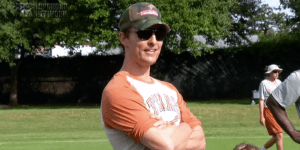Matthew McConaughey Delivered A CLASSIC Speech To The University Of Texas Football Team (Video)