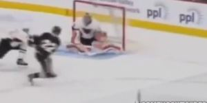 Minor League Hockey Player Scores Downright Filthy Spin-o-rama Goal