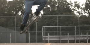 WIRED Uses Physics To Explain How To Do An Ollie On A Skateboard (In Slow-Mo HD GIFs)