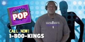 Listen To Shaquille O'Neal Murder A Few Pop Hits