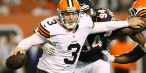 Rex Grossman Chooses Kite Surfing With Family Over Playing QB For The Cleveland Browns