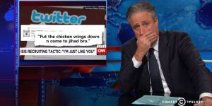 Jon Stewart Just Declared War On The Word 'Bro'