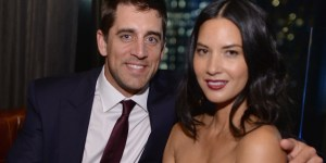 Olivia Munn Talked About Having Sex With Aaron Rodgers
