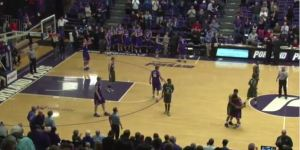 Watch A Portland State Basketball Player Destroy Sportsmanship Forever