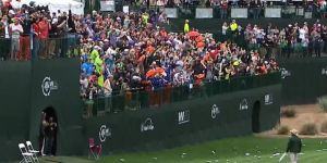 Francesco Molinari Sinks Sick Hole-In-One, Crowd Goes Nuts And Showers Course In Beer