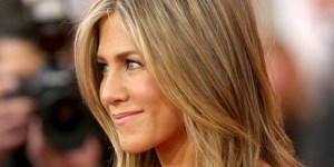 Jennifer Aniston Decided To Skip The Bra Again At The SAG Awards