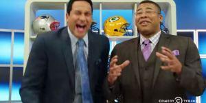 'Key & Peele's Fake Football Pregame Show Is So Annoying It Could Be A Real Football Pregame Show
