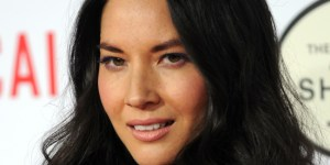 Olivia Munn Wore A Revealing See-Through Dress To The 'Mortdecai' Premiere That Was Pretty Cool
