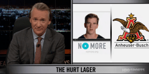 Bill Maher Blasts NFL On Their Weed Ban, Domestic Violence Issues And Pete Carroll